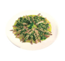 Anchovies in vinaigre