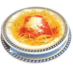 Espaguettis napolitana